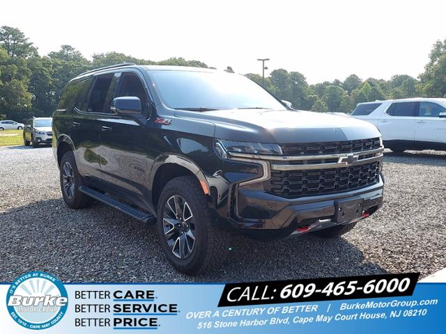 2021 Chevrolet Tahoe Vehicle Photo in CAPE MAY COURT HOUSE, NJ 08210-2432