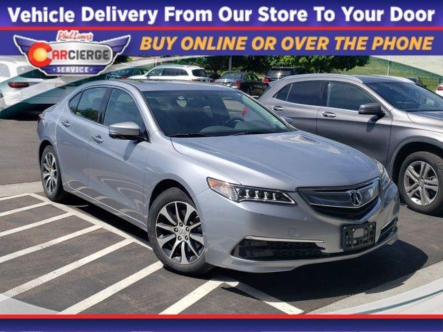 2016 Acura TLX Vehicle Photo in Colorado Springs, CO 80905