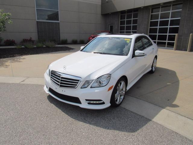 2013 Mercedes-Benz E-Class Vehicle Photo in TALLAHASSEE, FL 32308
