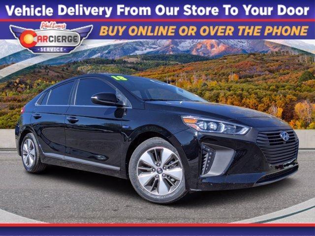 2018 Hyundai IONIQ Plug-In Hybrid Vehicle Photo in Colorado Springs, CO 80905