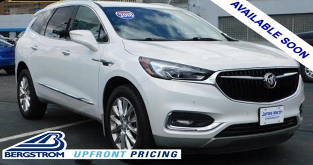 2018 Buick Enclave Vehicle Photo in APPLETON, WI 54914-4656