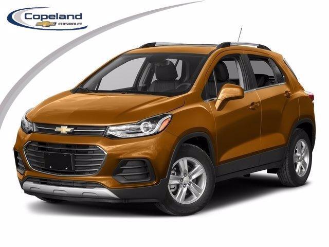 2018 Chevrolet Trax Vehicle Photo in BROCKTON, MA 02301-7113