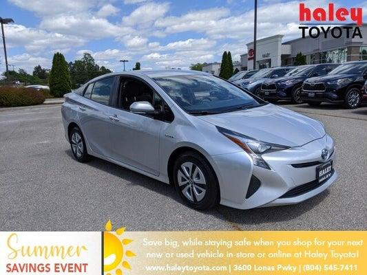 2016 Toyota Prius Vehicle Photo in Midlothian, VA 23112