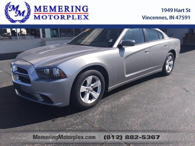 2014 Dodge Charger Vehicle Photo in Vincennes, IN 47591
