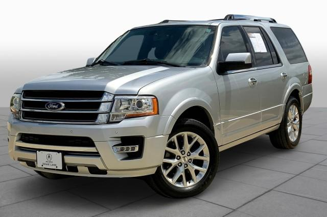 2017 Ford Expedition Vehicle Photo in Sugar Land, TX 77479