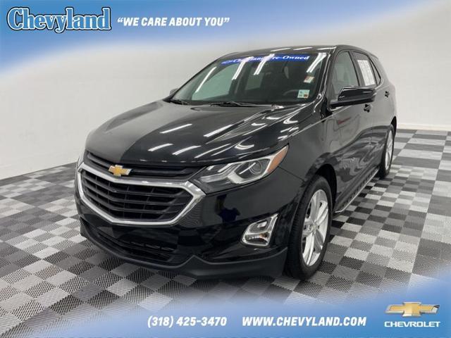 2018 Chevrolet Equinox Vehicle Photo in Shreveport, LA 71105