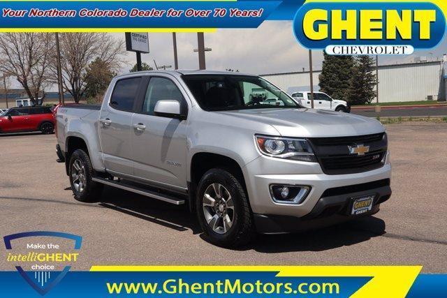 2020 Chevrolet Colorado Vehicle Photo in GREELEY, CO 80634-4125
