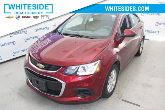 2019 Chevrolet Sonic Vehicle Photo in St. Clairsville, OH 43950