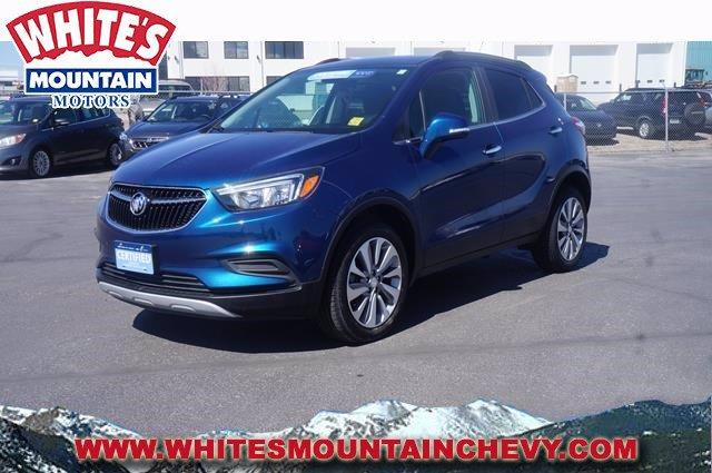 2019 Buick Encore Vehicle Photo in Casper, WY 82609