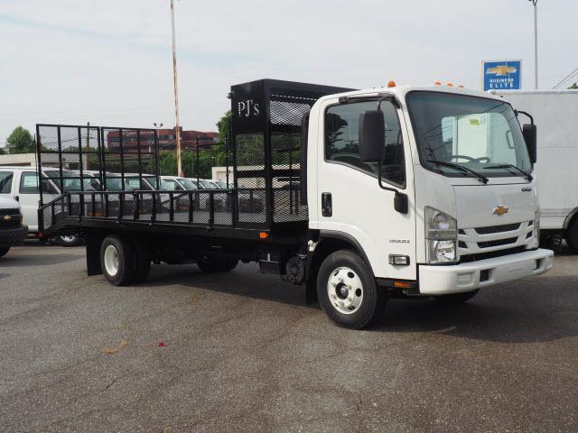 2020 Chevrolet 3500 LCF Gas Vehicle Photo in Greensboro, NC 27405