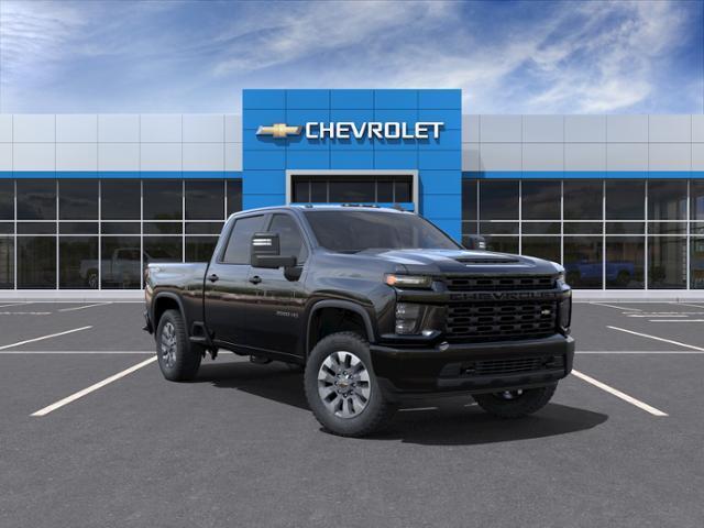 2021 Chevrolet Silverado 2500HD Vehicle Photo in Odessa, TX 79762