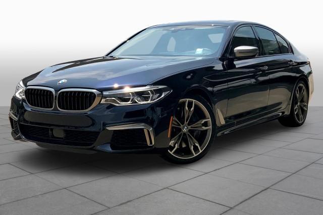 2018 BMW M550i xDrive Vehicle Photo in Tulsa, OK 74133