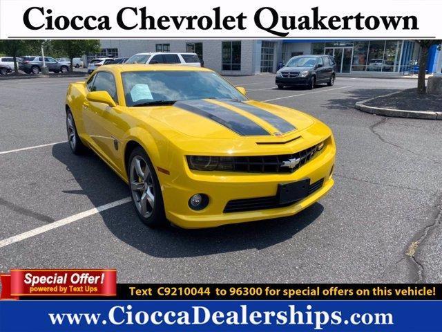 2012 Chevrolet Camaro Vehicle Photo in QUAKERTOWN, PA 18951-2629