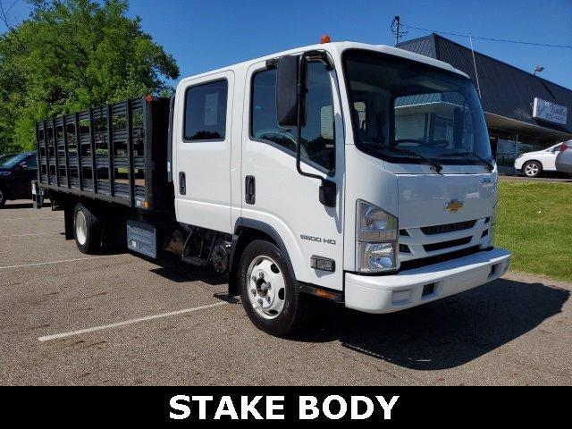 2017 Chevrolet Low Cab Forward Vehicle Photo in ALLIANCE, OH 44601-4622