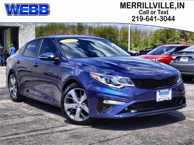 2019 Kia Optima Vehicle Photo in Merrillville, IN 46410