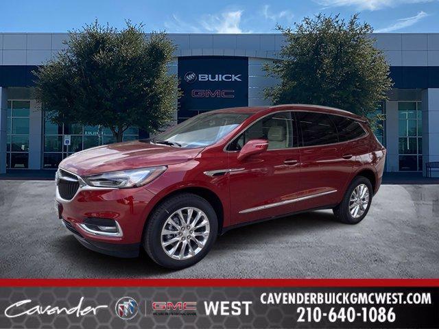 2021 Buick Enclave Vehicle Photo in San Antonio, TX 78254