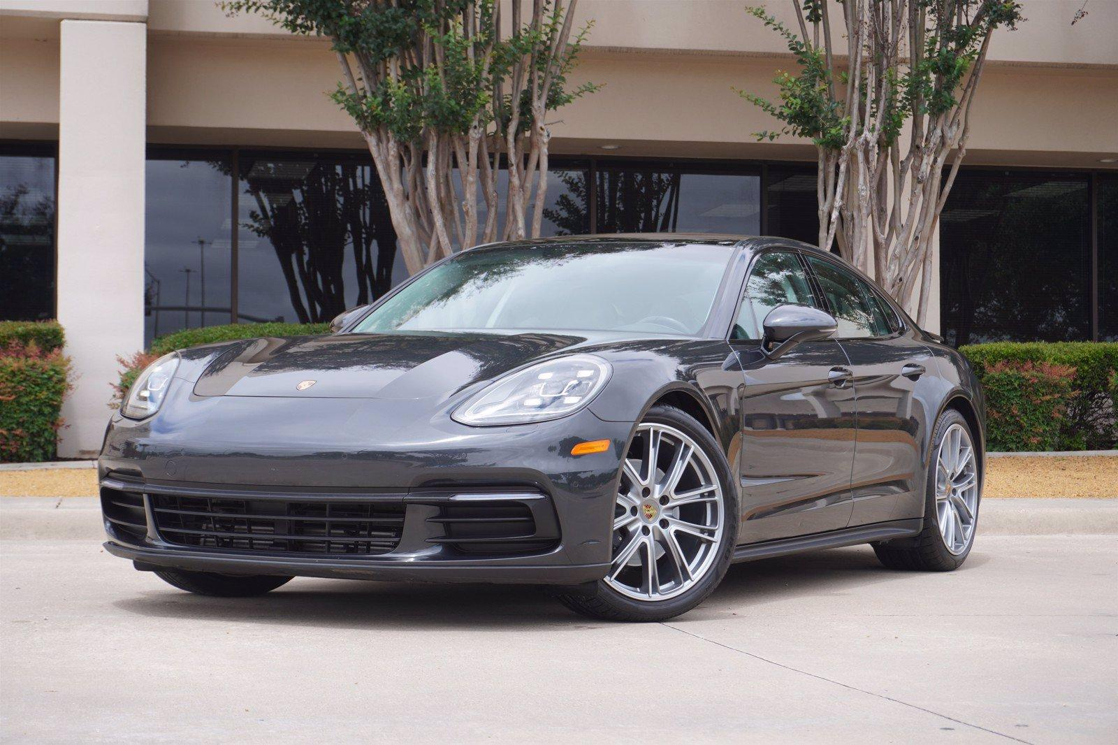 2018 Porsche Panamera Vehicle Photo in Grapevine, TX 76051