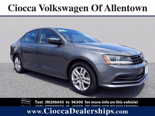 2018 Volkswagen Jetta Vehicle Photo in Allentown, PA 18103