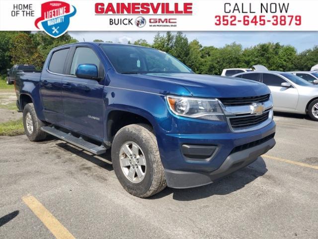 2019 Chevrolet Colorado Vehicle Photo in Gainesville, FL 32609
