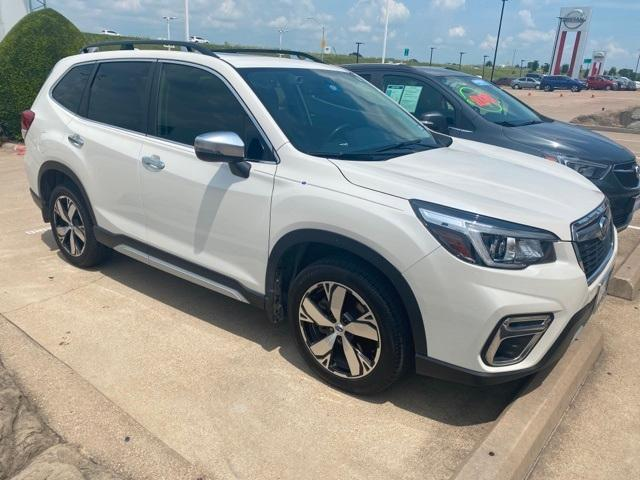 2019 Subaru Forester Vehicle Photo in Fort Worth, TX 76116