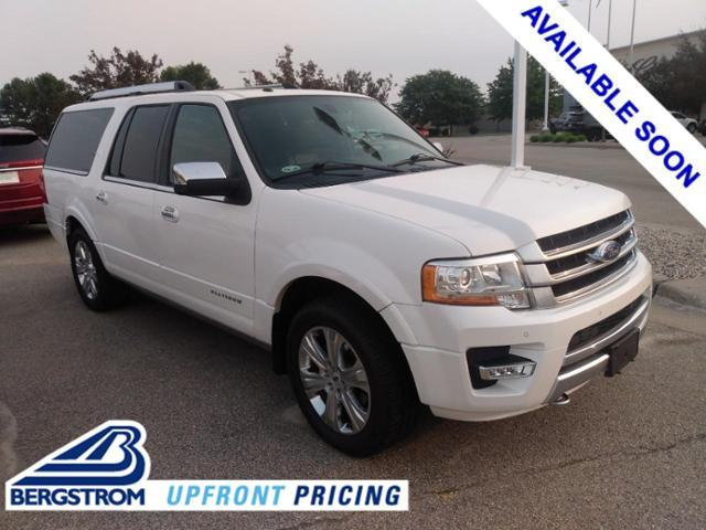 2015 Ford Expedition EL Vehicle Photo in OSHKOSH, WI 54904-7811