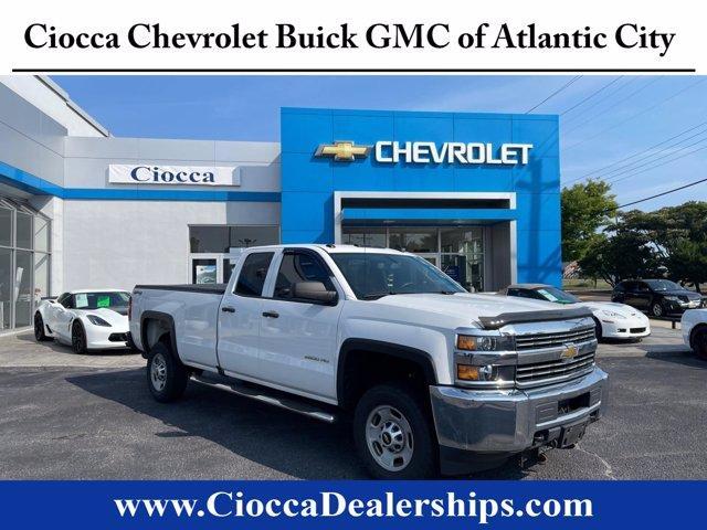 2016 Chevrolet Silverado 2500HD Vehicle Photo in Atlantic City, NJ 08401