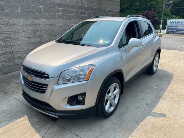 2015 Chevrolet Trax Vehicle Photo in ELLWOOD CITY, PA 16117-1939