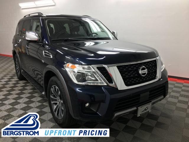 2019 Nissan Armada Vehicle Photo in Appleton, WI 54913