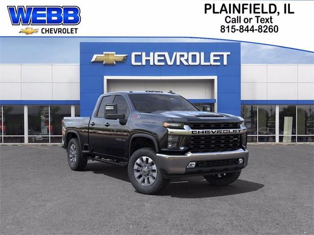 2021 Chevrolet Silverado 2500HD Vehicle Photo in Plainfield, IL 60586-5132