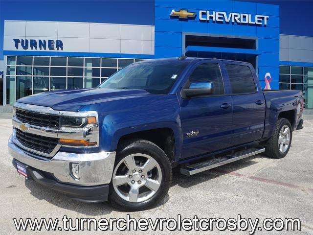 2017 Chevrolet Silverado 1500 Vehicle Photo in CROSBY, TX 77532-9157