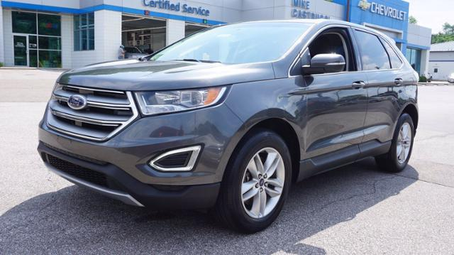 2017 Ford Edge Vehicle Photo in MILFORD, OH 45150-1684