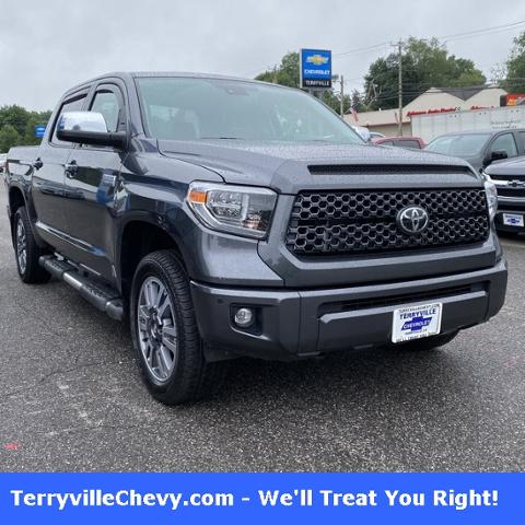 2021 Toyota Tundra 4WD Vehicle Photo in TERRYVILLE, CT 06786-5904