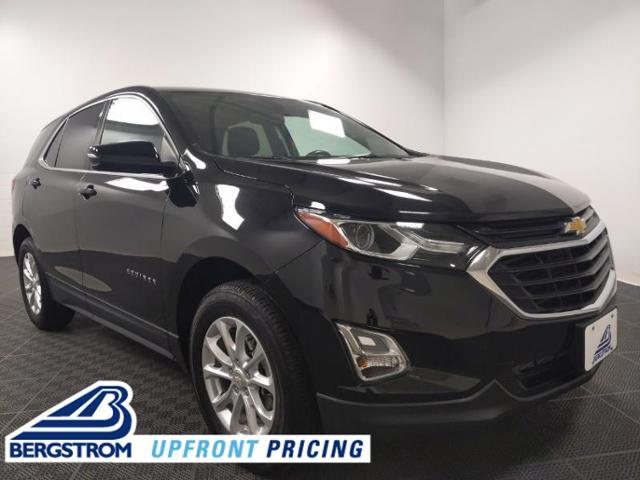 2019 Chevrolet Equinox Vehicle Photo in APPLETON, WI 54914-4656