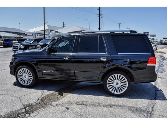 2015 LINCOLN Navigator Vehicle Photo in San Angelo, TX 76901