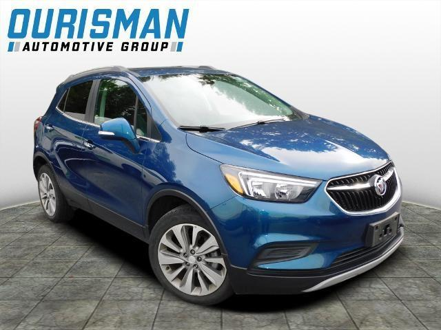 2019 Buick Encore Vehicle Photo in Clarksville, MD 21029