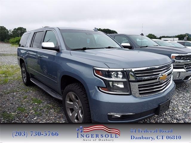 2015 Chevrolet Suburban Vehicle Photo in DANBURY, CT 06810-5034