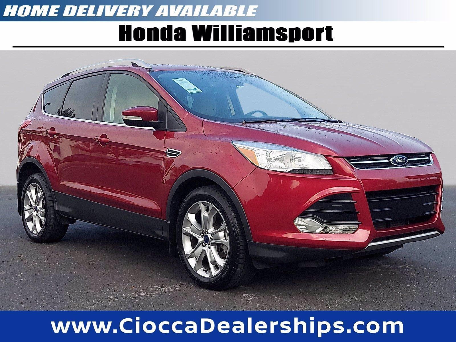 2014 Ford Escape Vehicle Photo in Muncy, PA 17756