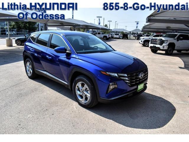 2022 Hyundai Tucson Vehicle Photo in Odessa, TX 79762