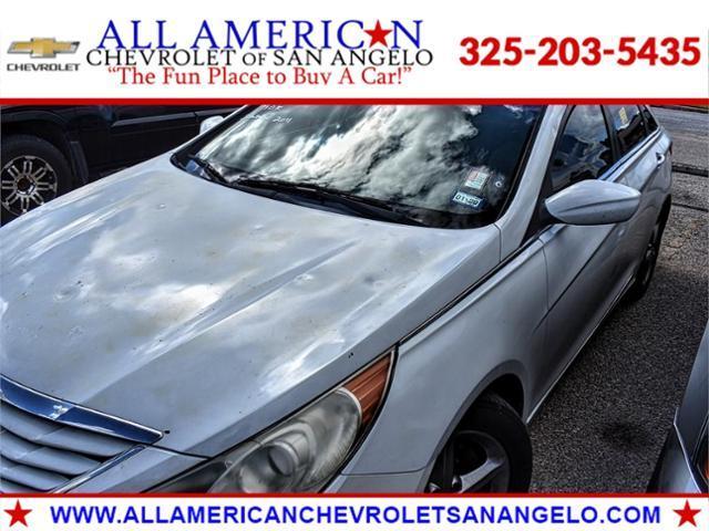 2011 Hyundai Sonata Vehicle Photo in SAN ANGELO, TX 76903-5798