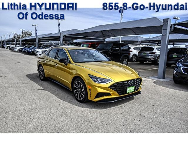 2020 Hyundai Sonata Vehicle Photo in Odessa, TX 79762