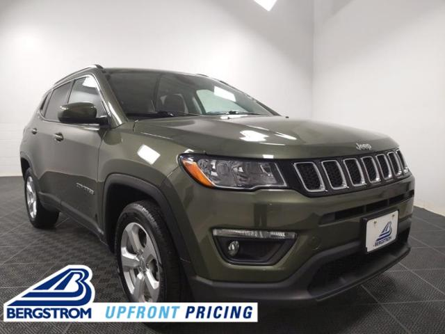 2018 Jeep Compass Vehicle Photo in Neenah, WI 54956