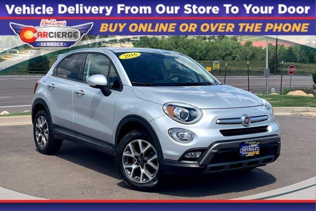 2016 FIAT 500X Vehicle Photo in COLORADO SPRINGS, CO 80905-7347