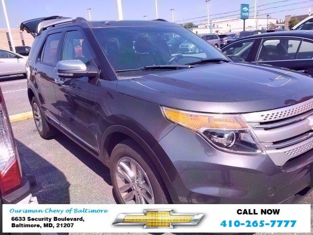 2015 Ford Explorer Vehicle Photo in BALTIMORE, MD 21207-4000
