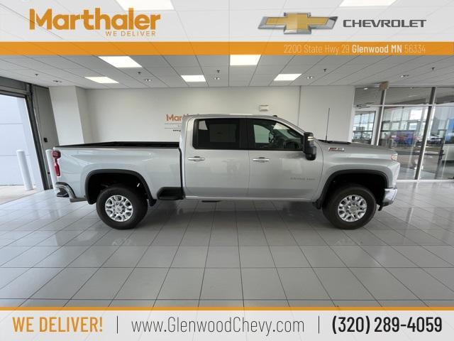 2021 Chevrolet Silverado 3500HD Vehicle Photo in GLENWOOD, MN 56334-1123