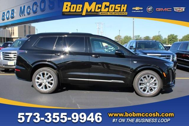 2020 Cadillac XT6 Vehicle Photo in Columbia, MO 65203-3903