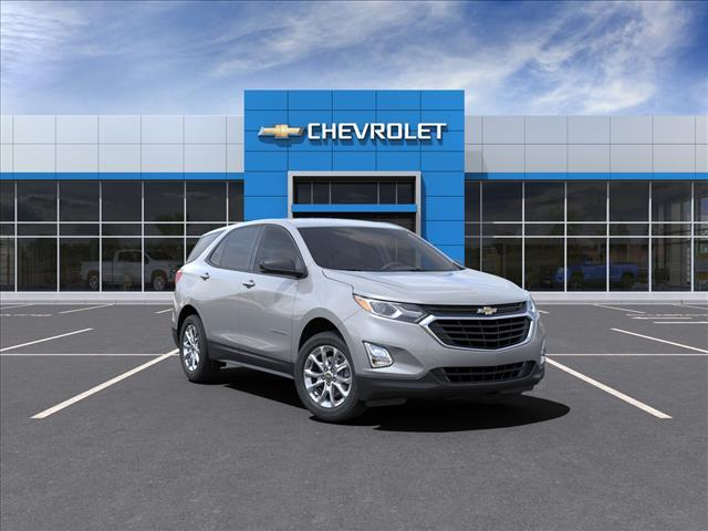 2021 Chevrolet Equinox Vehicle Photo in Emporia, VA 23847