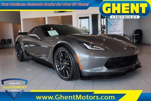 2016 Chevrolet Corvette Vehicle Photo in GREELEY, CO 80634-4125