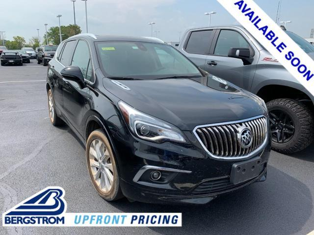 2016 Buick Envision Vehicle Photo in APPLETON, WI 54914-4656