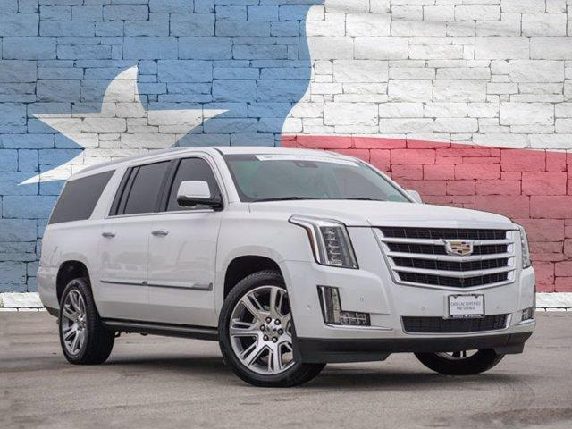 2018 Cadillac Escalade ESV Vehicle Photo in Temple, TX 76502