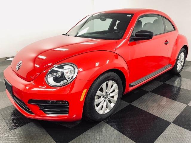 2018 Volkswagen Beetle Vehicle Photo in Medina, OH 44256